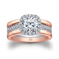 Jeff Cooper Gia Engagement Ring