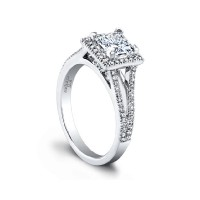 Jeff Cooper Tallulah Engagement Ring