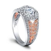 Jeff Cooper Lanie Engagement Ring