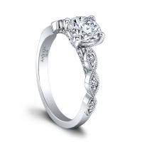 Jeff Cooper Lorelei Engagement Ring