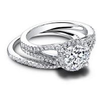Jeff Cooper Tristan Engagement Ring