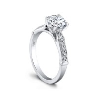 Jeff Cooper Holly Engagement Ring