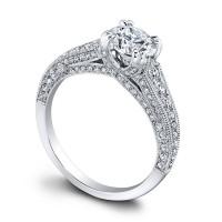 Jeff Cooper Hayden Engagement Ring