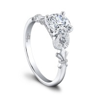 Jeff Cooper Anjelica Engagement Ring