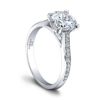 Jeff Cooper Carie Engagement Ring