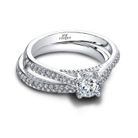 Jeff Cooper Tricia Engagement Ring
