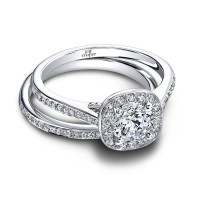 Jeff Cooper Twyla Engagement Ring
