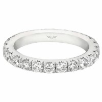 Martin Flyer FlyerFit® Eternity Wedding Band CM03FMWBQ-C-SZ6.5