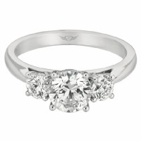 Martin Flyer FlyerFit Engagement Ring