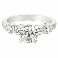 Martin Flyer Our Destiny Our Dreams Engagement Ring DERSP1Q-.80-F-7.0RD