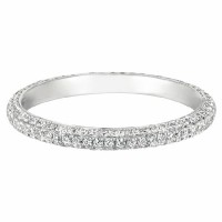 Martin Flyer Our Destiny Our Dreams Eternity Wedding Band DWBFM6Q-.50-F