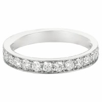 Martin Flyer Our Destiny Our Dreams Bead Set Wedding Band DWBM3Q-.75-F