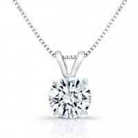 Diamond Pendant - J/VS2/1.01