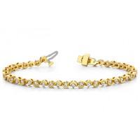 2.78 Carat Diamond Bracelet