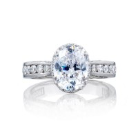 Tacori Dantela Collection High Polished Ring 2646-35OV9X7