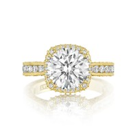 Tacori Tacori Gold Collection Yellow Gold Ring HT2607RD9Y