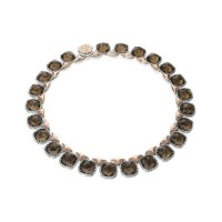 Tacori Tacori Vault Gem Basket Necklace featuring Smokey Quartz