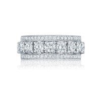 Tacori Adoration Collection Ladies' Band HT2615B