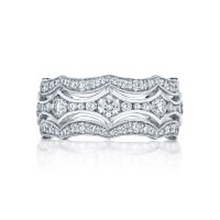 Tacori Adoration Collection Ladies' Band HT2621B12