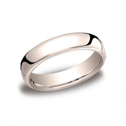 Classic Rose Gold 5.5mm Band