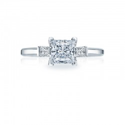 Tacori Simply Tacori Collection Classic Three Stone Ring 2605PR55