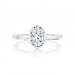 Tacori Starlit Collection Crown Engagement Ring 300-2OV8X6