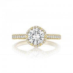 Tacori Tacori Gold Collection Heart Gallery Ring HT2547RD7Y