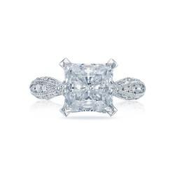 Tacori RoyalT Collection Classic Crescent Ring HT2602PR85