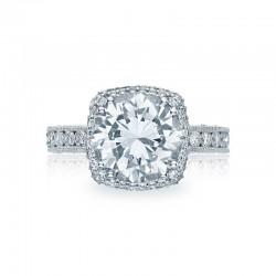 Tacori RoyalT Collection Engagement Ring HT2607RD10