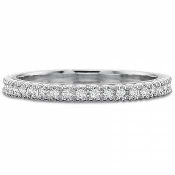 Precision Set Diamond Band 109718W