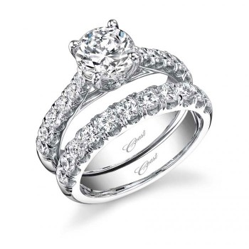 Coast Diamond Semi-Mount Ring LZ5001H LZ5001H