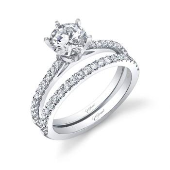 Coast Diamond Ring LC5250 | Band WC5250