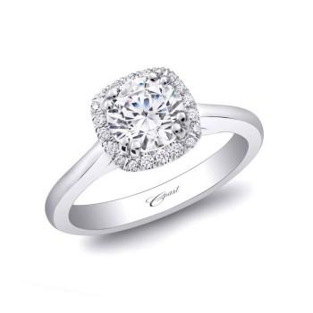 Coast Diamond Engagement Ring - LC5283