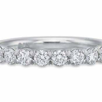 Precision Set Diamond Band 174928W
