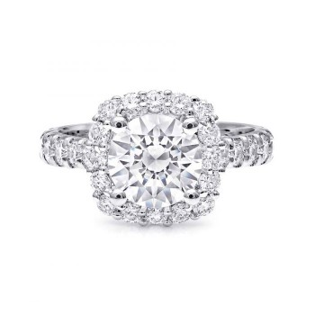 Coast Diamond Engagement Ring - LZ5016