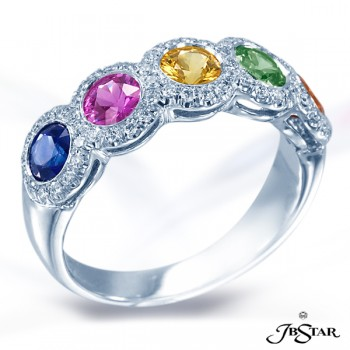 JB Star/Jewels By Star Precious Color Band