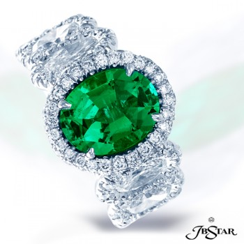 JB Star/Jewels By Star Micro Pave Color Rings