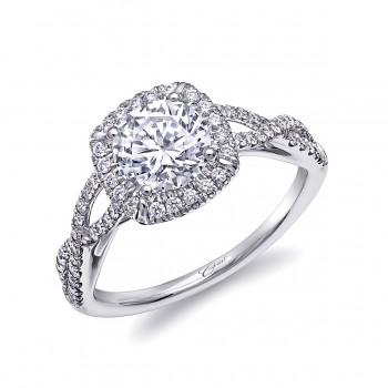 Coast Diamond Engagement Ring - LC10146