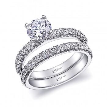 Coast Diamond Engagement Ring - LS10005