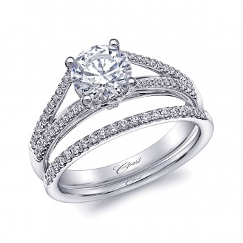 Coast Diamond Ring - LC6003