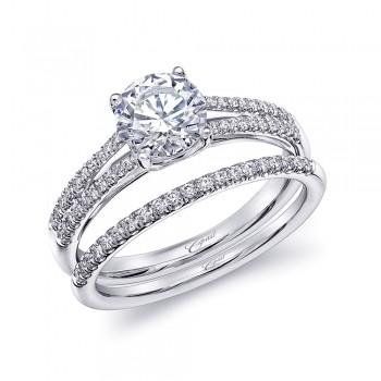 Coast Diamond Ring LC6004 | Band WC6004