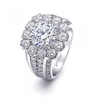 Coast Diamond Engagement Ring - LS10149