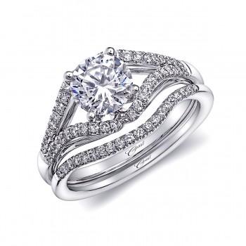 Coast Diamond Ring LC6009 | Band WC6009