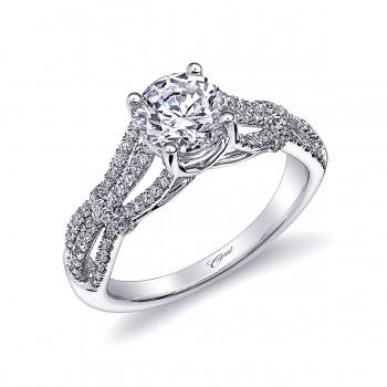 Coast Diamond Engagement Ring - LC6014