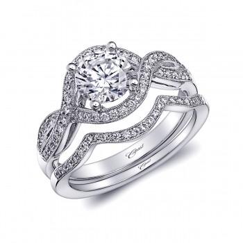 Coast Diamond Ring LC10263 | Band WC10263