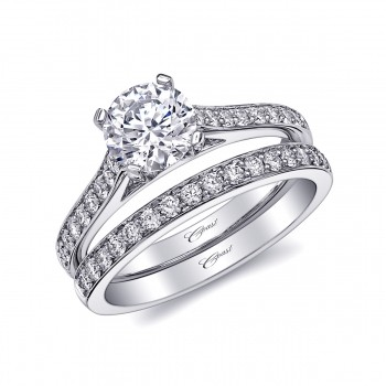 Coast Diamond Ring LC10229 | Band WC10229