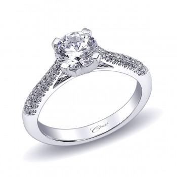 Coast Diamond Engagement Ring - LC6011
