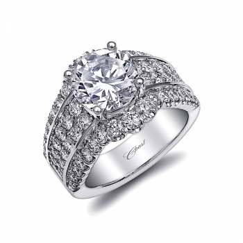Coast Diamond Engagement Ring - LS10148