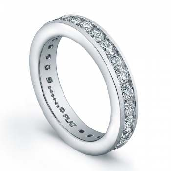 Jeff Cooper Diamond Band 3108-E