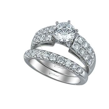 Coast Diamond Engagement Ring - LC5292